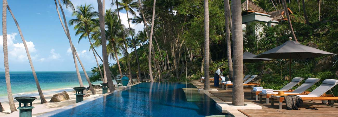 Beachfront Bliss at Four Seasons Resort Koh Samui