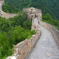 <p>The Great Wall of China is the longest fortification ever built. // © 2015 Shane Nelson</p><p>Feature image (above): At the Mutianyu section of the...