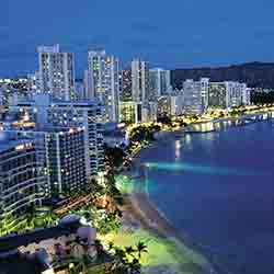 <p>Despite their close proximity, bookings for combination vacations to the Hawaiian Islands and French Polynesia are rare. // © 2016 Hawaii Tourism...