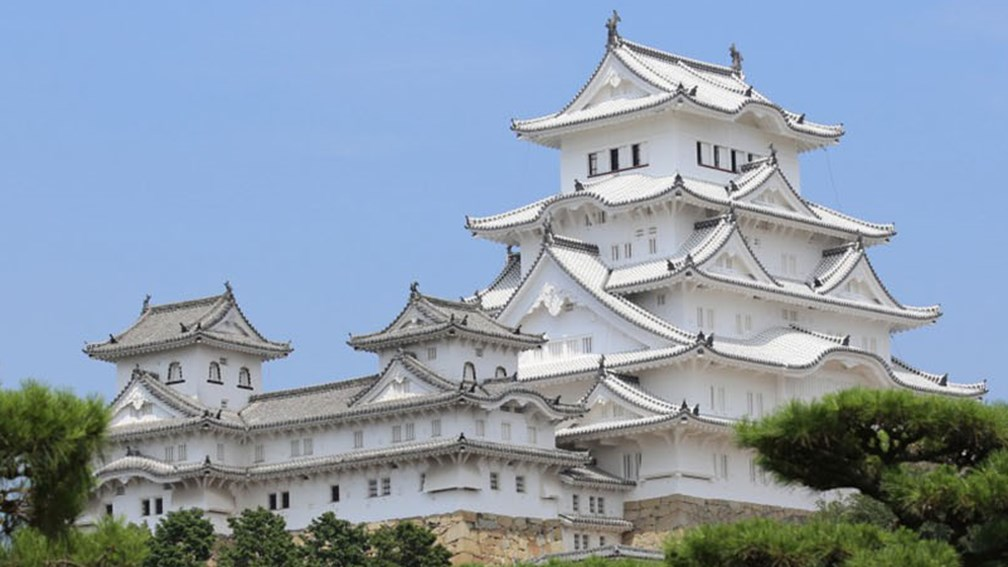 the historic himeji castle s modern makeover travelage west
