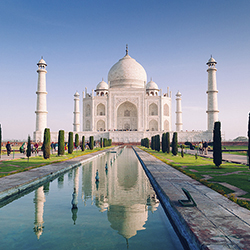 <p>Agents will visit the Taj Mahal on this 11-day fam trip. // © 2016 iStock</p><div></div>