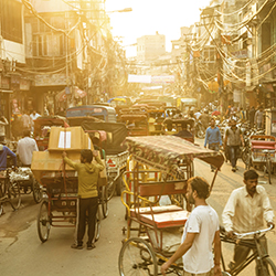 Agents will visit New Delhi on this seven-day trip. // © 2015 iStock