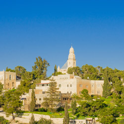 <p>Take a trip to Mount Zion in Israel. // © 2015 iStock</p><div></div>