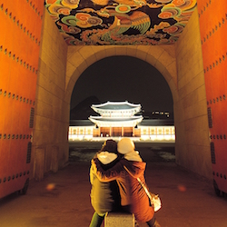 <p>Journeys International's new product brings guests to South Korea highlights such as Gyeongbok Palace in Seoul. // © 2015 Journeys...