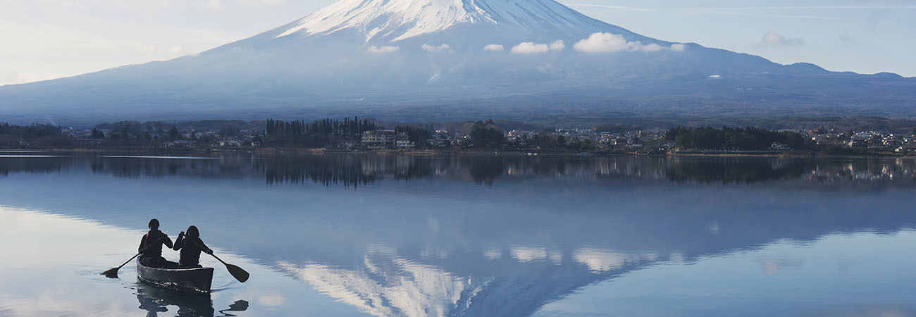 Meet Japan's First Glamping Resort, Hoshinoya Fuji