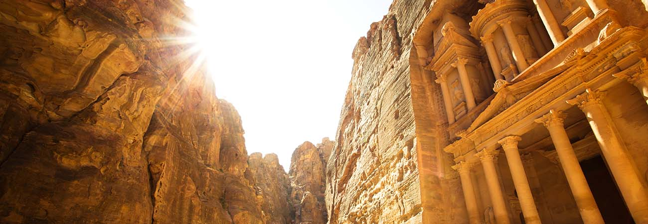 Spend 6 Days in Jordan