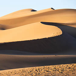 "See the spectacular sand dunes of the Gobi Desert. // © 2017 Creative Commons user <a href=""https://www.flickr.com/photos/cmichel67/35426996011/""..."