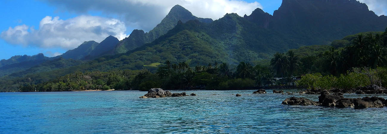 Why You Should Surf in the Haapiti District of Moorea