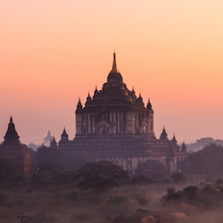 Myanmar with Trails of Indochina // (c) 2014 Thinkstock.com