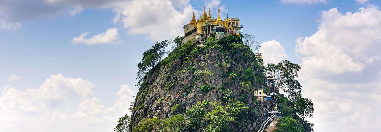 Explore Myanmar With FT Tours