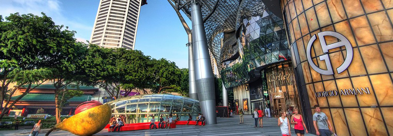 An Essential Shopping Guide for Singapore's Orchard Road