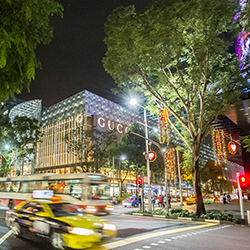 <p>Orchard Road contains 22 shopping malls and six department stores. // © 2014 Orchard Road Business Association</p><p>Feature image (above):...