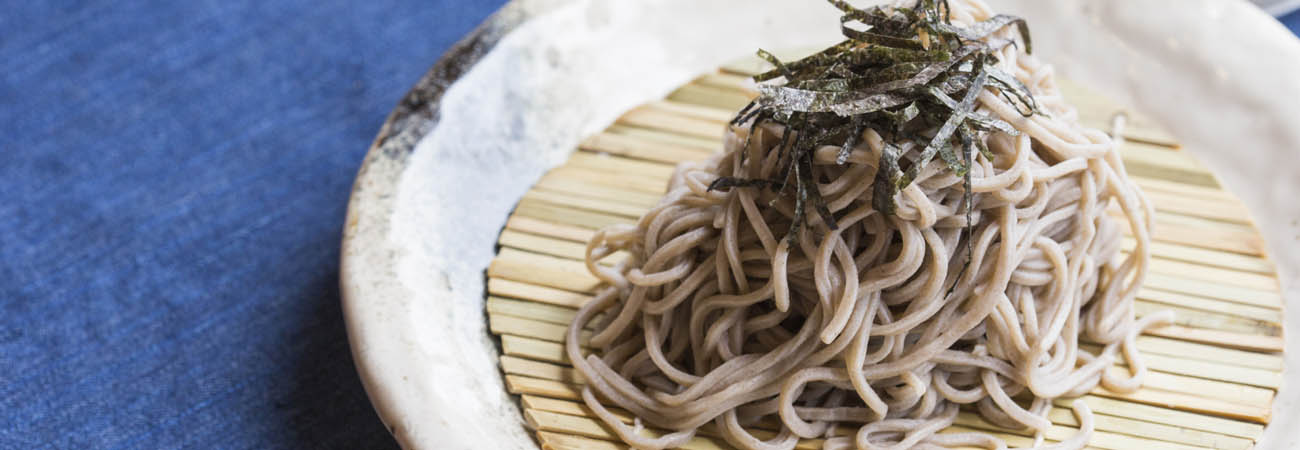 Soba Noodle Lessons in Japan