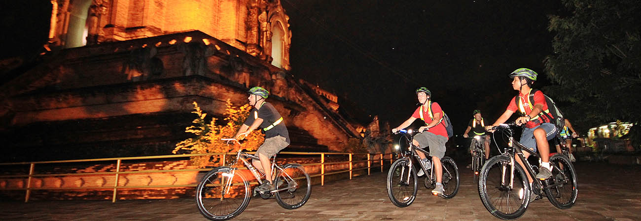 Cycling Through Chiang Mai's Highlights With SpiceRoads