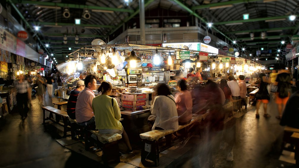 Where Travelers Should Eat in Seoul, South Korea