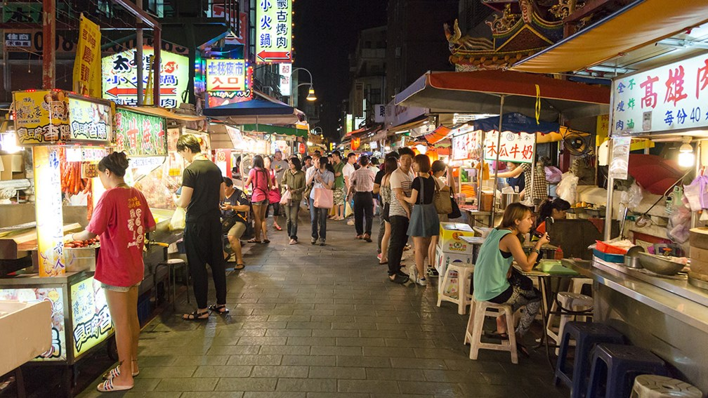 3 Great Night Markets for Foodies in Taiwan
