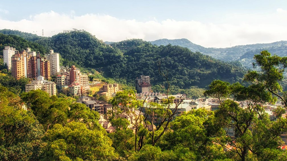 A Guide to Finding the Best Nature Views in Taipei
