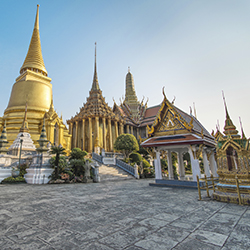 Agents will be given a tour of the Grand Palace in Bangkok. // © 2016 iStock