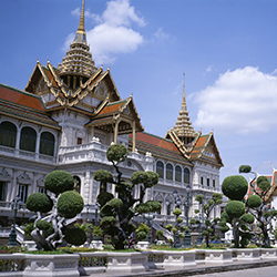 Agents will visit Thailand's Grand Palace on this 12-day fam trip. // © 2015 iStock
