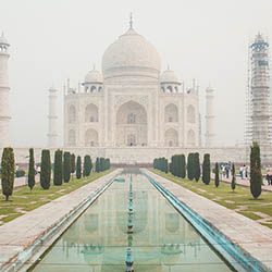 <p>Visit the Taj Mahal during this Indian fam trip. // © 2016 Culture Holidays</p><div> </div>