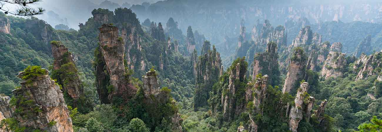 Spend a Week in China's Hunan Province
