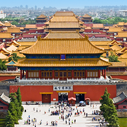 <p>The Forbidden City is one of the many historical sites that travel agents will see with Chinatours.com // © 2015 Chinatours.com</p><div></div>
