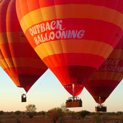 <p>Outback Ballooning offers balloon rides for adults and children as young as 6 years old. // © 2014 Outback Ballooning</p><p>Feature image (above):...