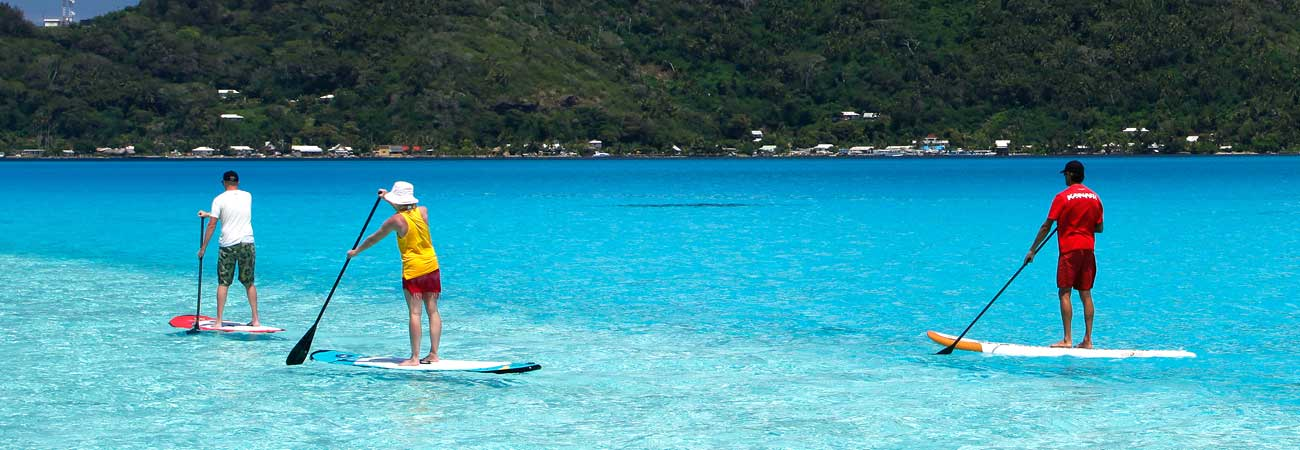 Water Sports in Bora Bora