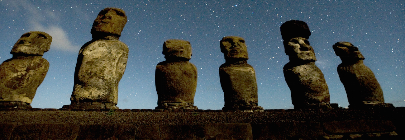 Uncovering Easter Island With Explora