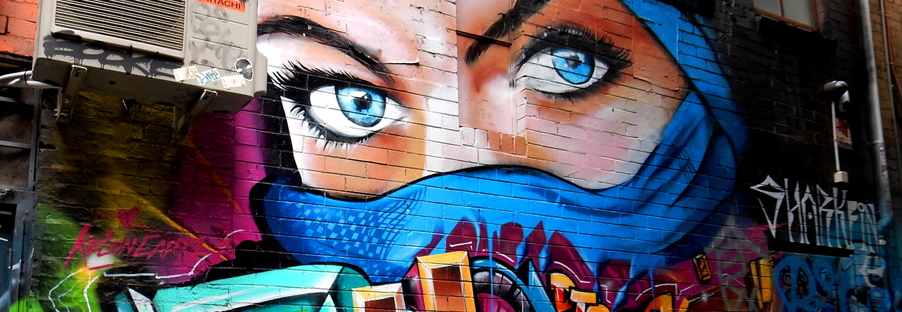 The Best Way to See Melbourne's Street Art