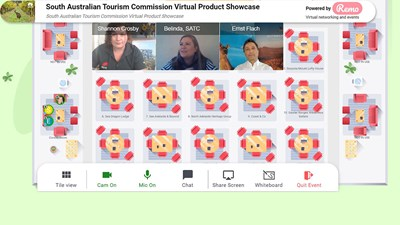 South Australia Hosts Virtual Product Showcase