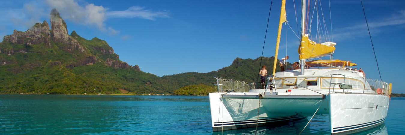 Tahiti Yacht Charter Travelage West