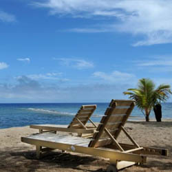 <p>The Fijian Tourism Expo 2018 was canceled due to Cyclone Keni. // © 2018 Volivoli Beach Resort</p><p>Feature image (above): North American arrivals...