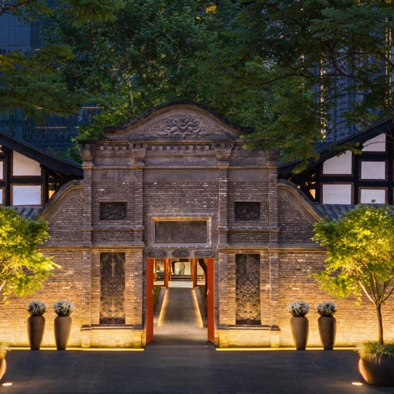 Hotel Review: The Temple House