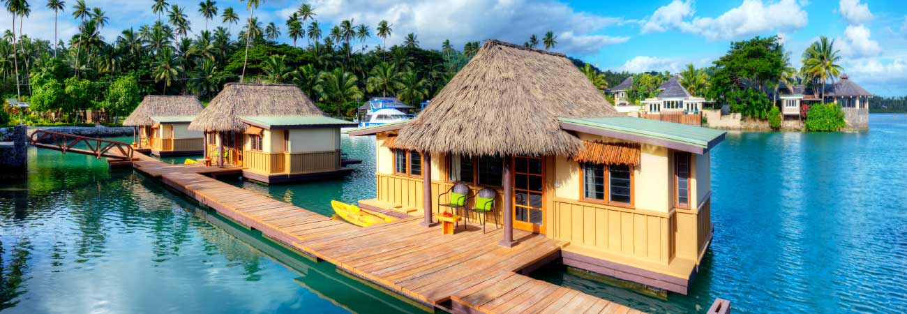 7 Indulgent Resorts in Northern Fiji