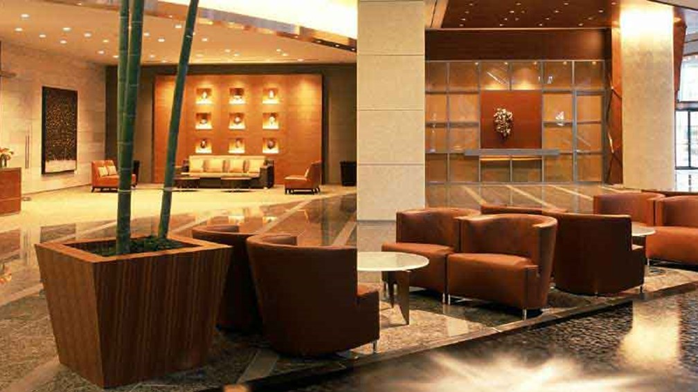 Upgrades at the Grand Hyatt Tokyo emphasize Japanese aesthetics, comfort and functionality. // © 2014 Hyatt Hotels 3