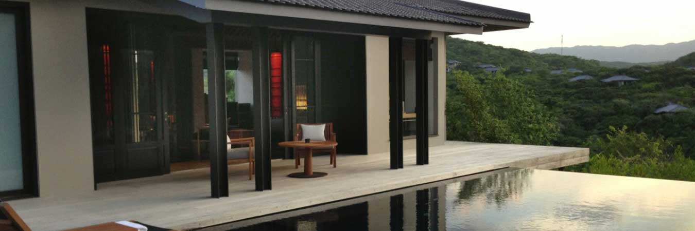 Luxury Retreat at Amanoi