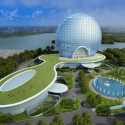 Established hoteliers are making bold moves in new destinations. // © 2014 Kempinski Yanqi Lake