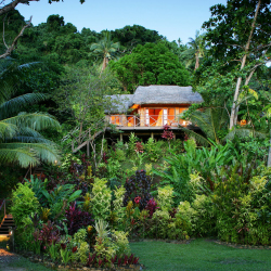 <p>Spot cows and goats at family-run Matangi Private Island Resort. // © 2015 Matangi Private Island Resort</p><p>Feature image (above): Honeymooners...