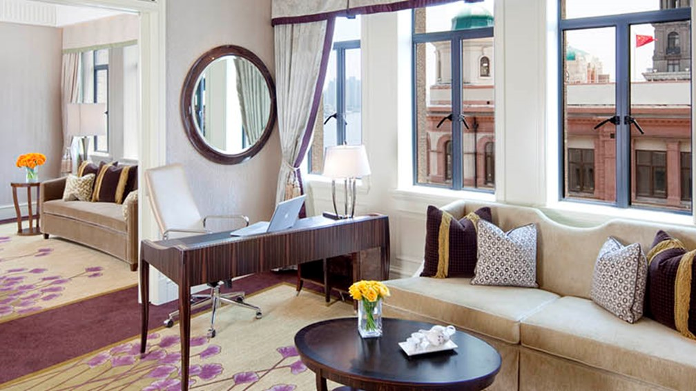 Hotel Review: Fairmont Peace Hotel in Shanghai