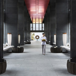 <p>Park Hyatt Sanya Sunny Bay Resort opened in February and offers luxury accommodations on southern Hainan Island in China. // © 2015 Park Hyatt...