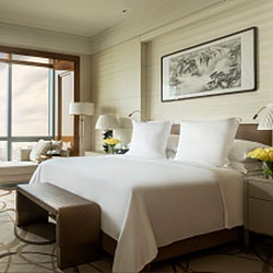 <p>Four Seasons Tianjin is a 30-minute ride from Beijing via the country's high-speed train. // © 2017 Four Seasons Tianjin</p><p>Feature image...