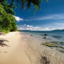 <p>Six Senses Hotels Resorts Spas' new property will be located on Krabey Island. // © 2016 Six Senses Hotels Resorts Spas</p><p>Feature image...