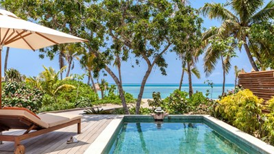 Hotel Review: Six Senses Fiji
