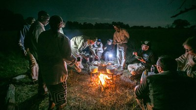 A Firsthand Experience at Bushman Plains Camp
