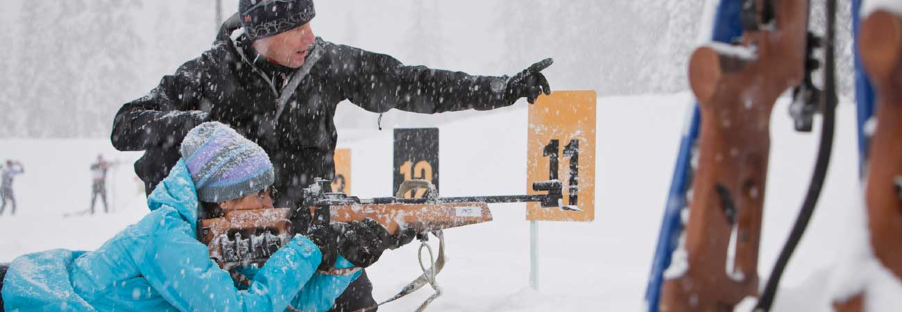 Learning Biathlon in Canada