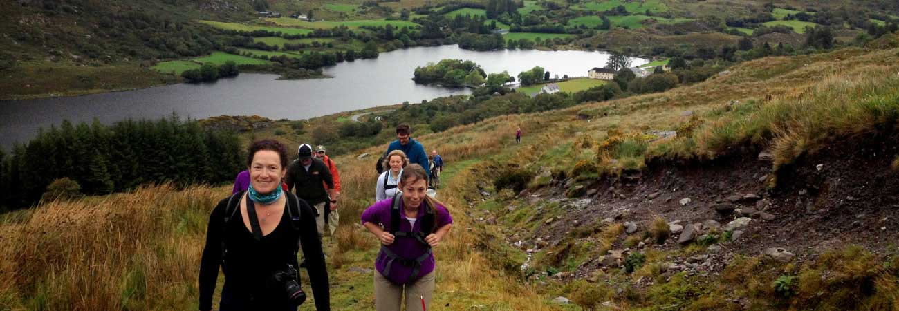 Adventure With Vagabond Tours of Ireland