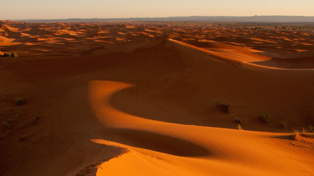 National Geographic Expeditions' Morocco photo tour visits the Sahara. // © 2015 National Geographic Expeditions 2