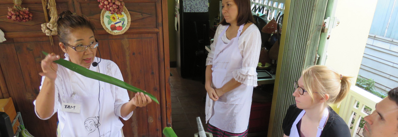 Fun Bangkok Cooking Classes