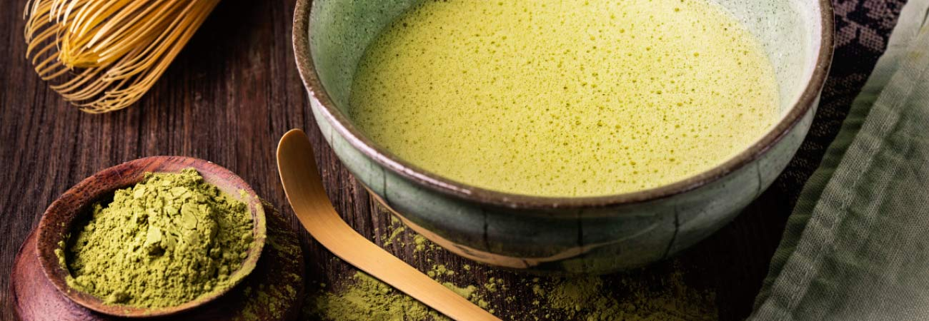 A Japanese Green Tea Ceremony in Uji, Japan